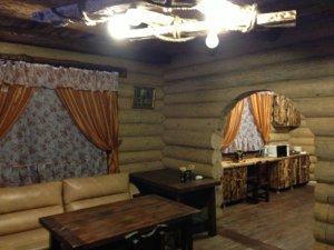 """Аренда коттеджа на сутки в эко деревне """"Бабин Двор""""."""