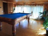 Сдаю дом с бассейном и сауной.