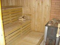 Сдается  деревянный коттедж 110м.