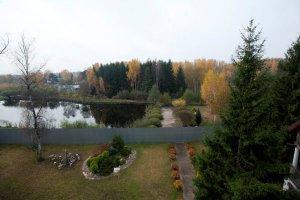 Сдается коттедж   с зимним садом и финской сауной в 12 км МКАД