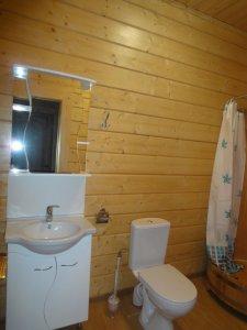 Снять дом в Агафонихе с баней