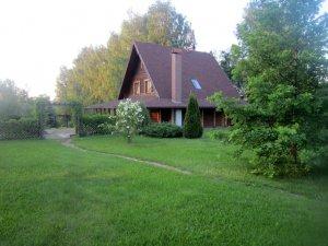 Сдается дом на берегу реки Десны
