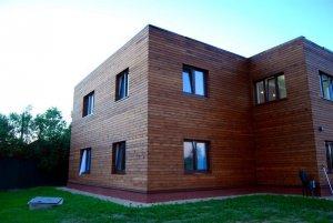 Сдается большой современный дом в