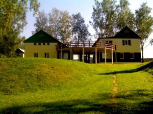Сдается коттедж на берегу Клязьминского