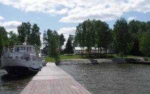 Сдается коттедж на берегу Клязьминского водохранилища.