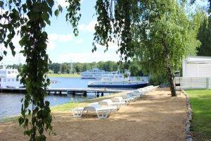 Сдаются апартаменты в яхт-клубе «Пеликан»