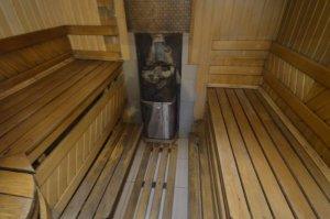 Сдается коттедж с баней  на дровах, возле  леса