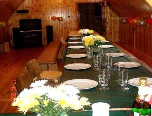 Сдам в аренду коттедж с финской сауной на сутки  рядом  с лесом  и речкой