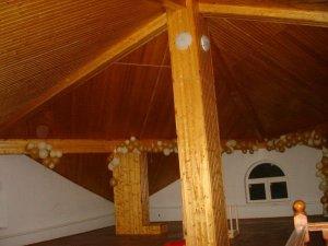 Снять коттедж для свадьбы в 18 км от МКАД на 30 человек.